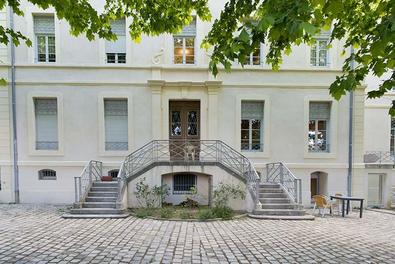 Maison de retraite fondation Rollin à Anduze