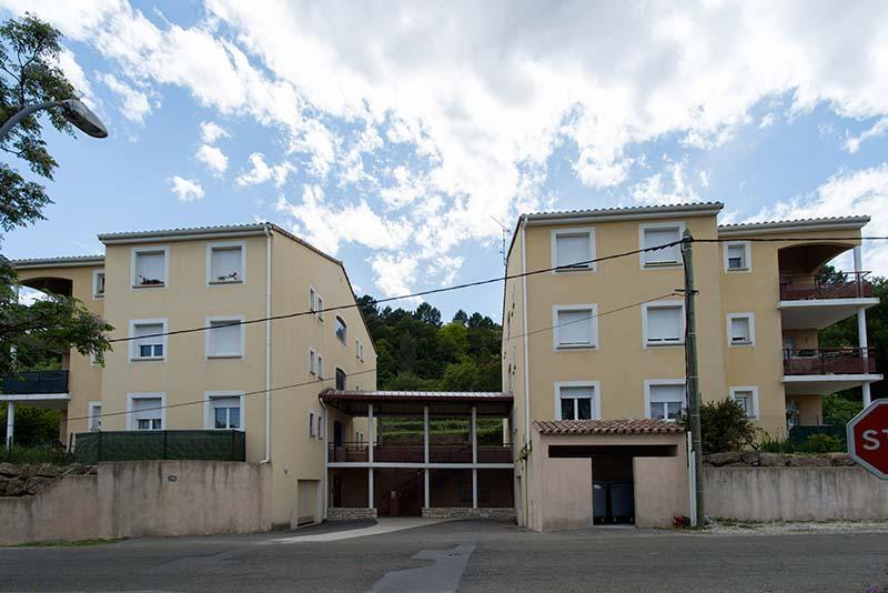 Logements Neolia à St Martin de Valgalgues