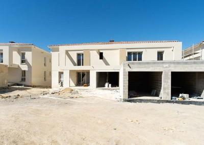 Construction de 58 logements quartier Croupillac à  Alès