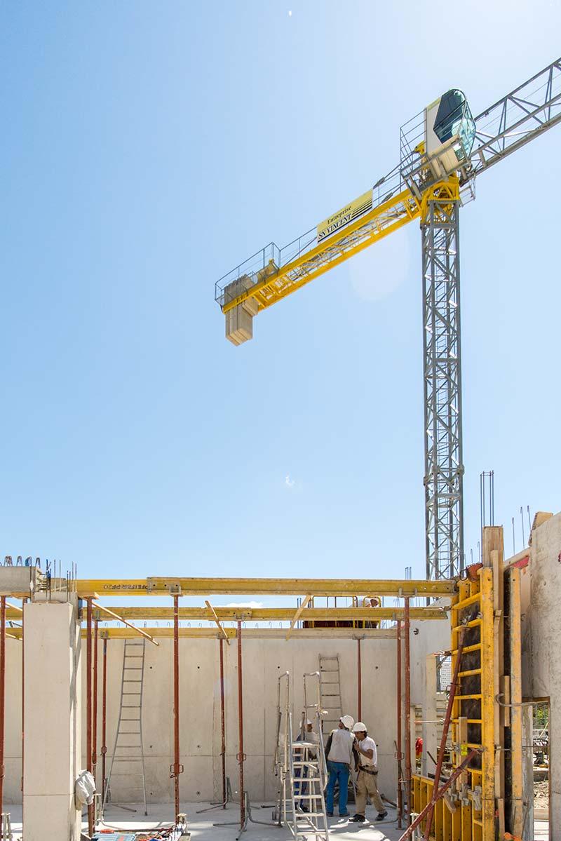 Construction de bâtiments industriels et commerciaux à Alès