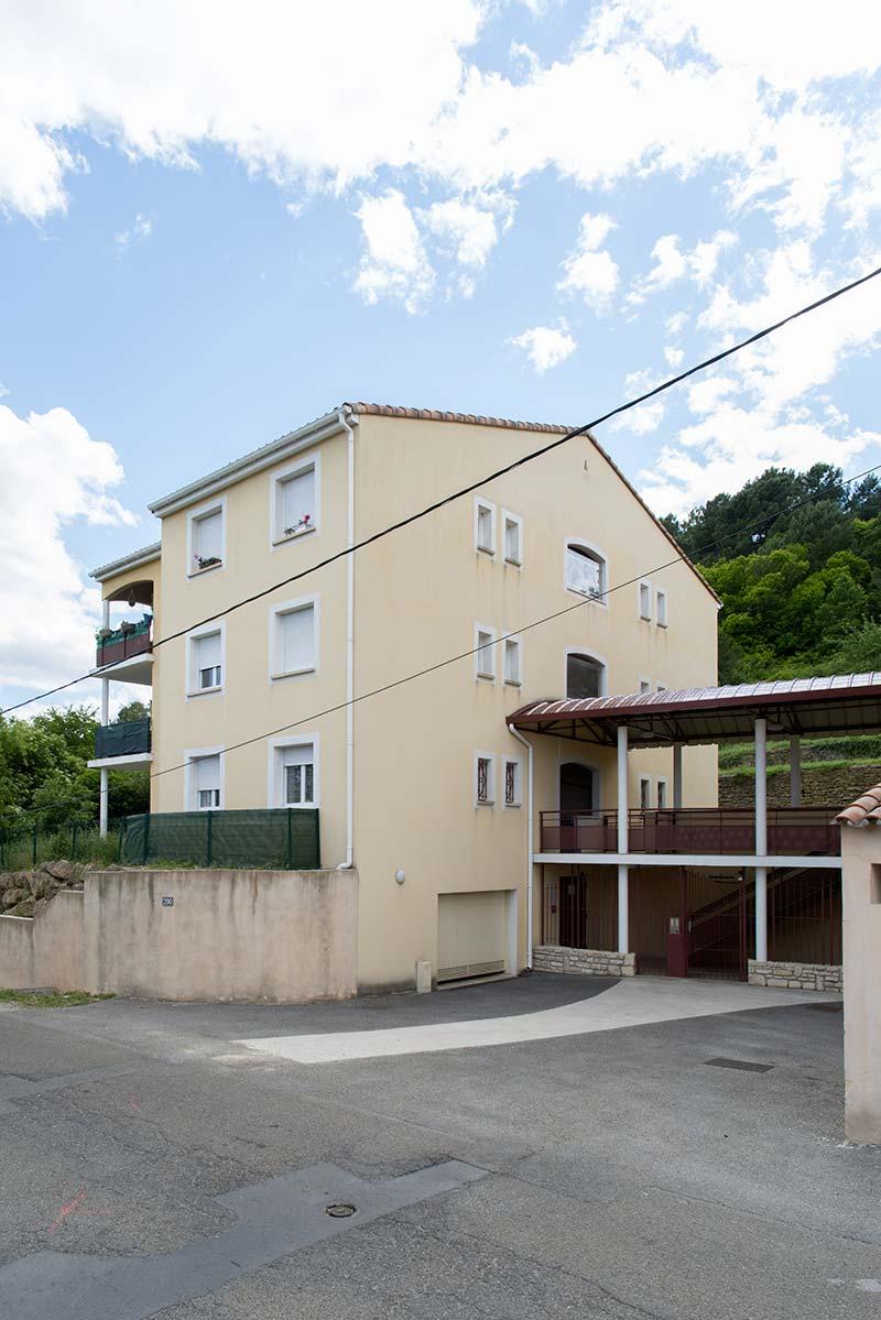 Construction de logements collectifs et individuels à Alès