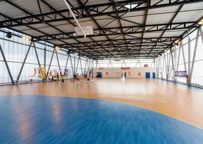 Complexe sportif Alès prairie
