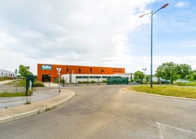 Halle des sports de Saint-Christol-lès-Alès