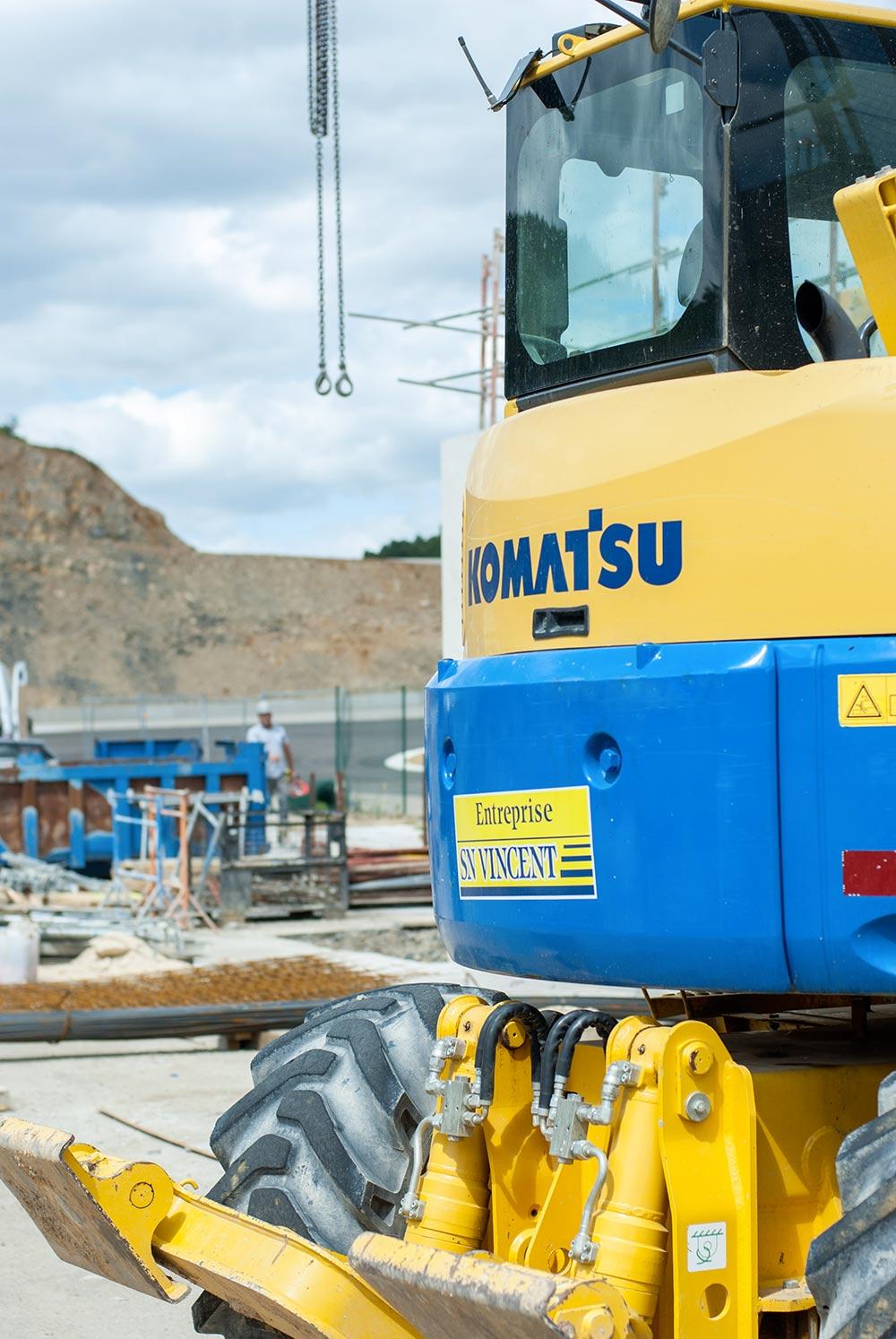 Construction de bâtiments publics à Alès