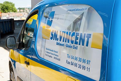 Société de Bâtiment, travaux publics dans le Gard et l'Hérault